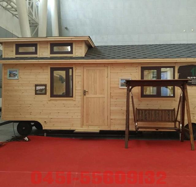 哈尔滨木屋