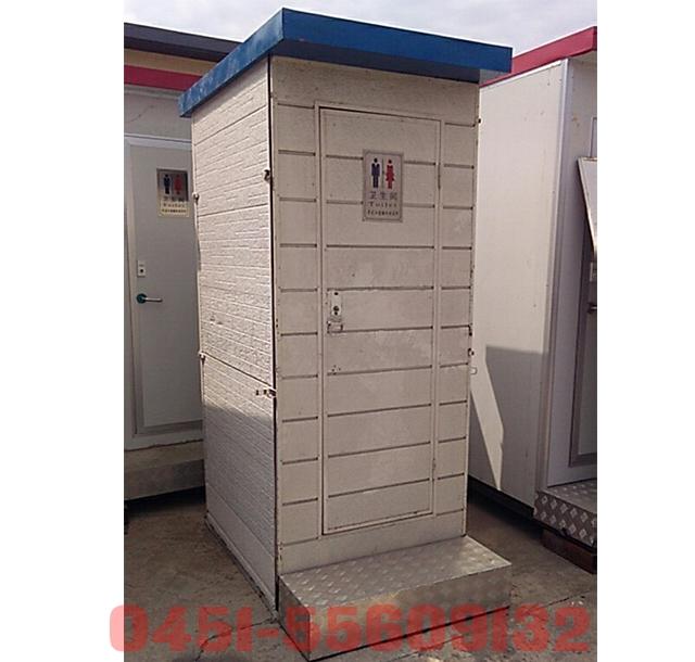 可拆卸出租厕所