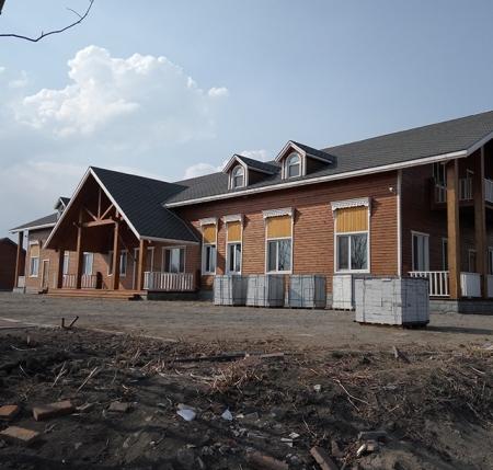 黑龙江轻型木屋