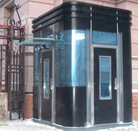 哈尔滨不锈钢岗亭